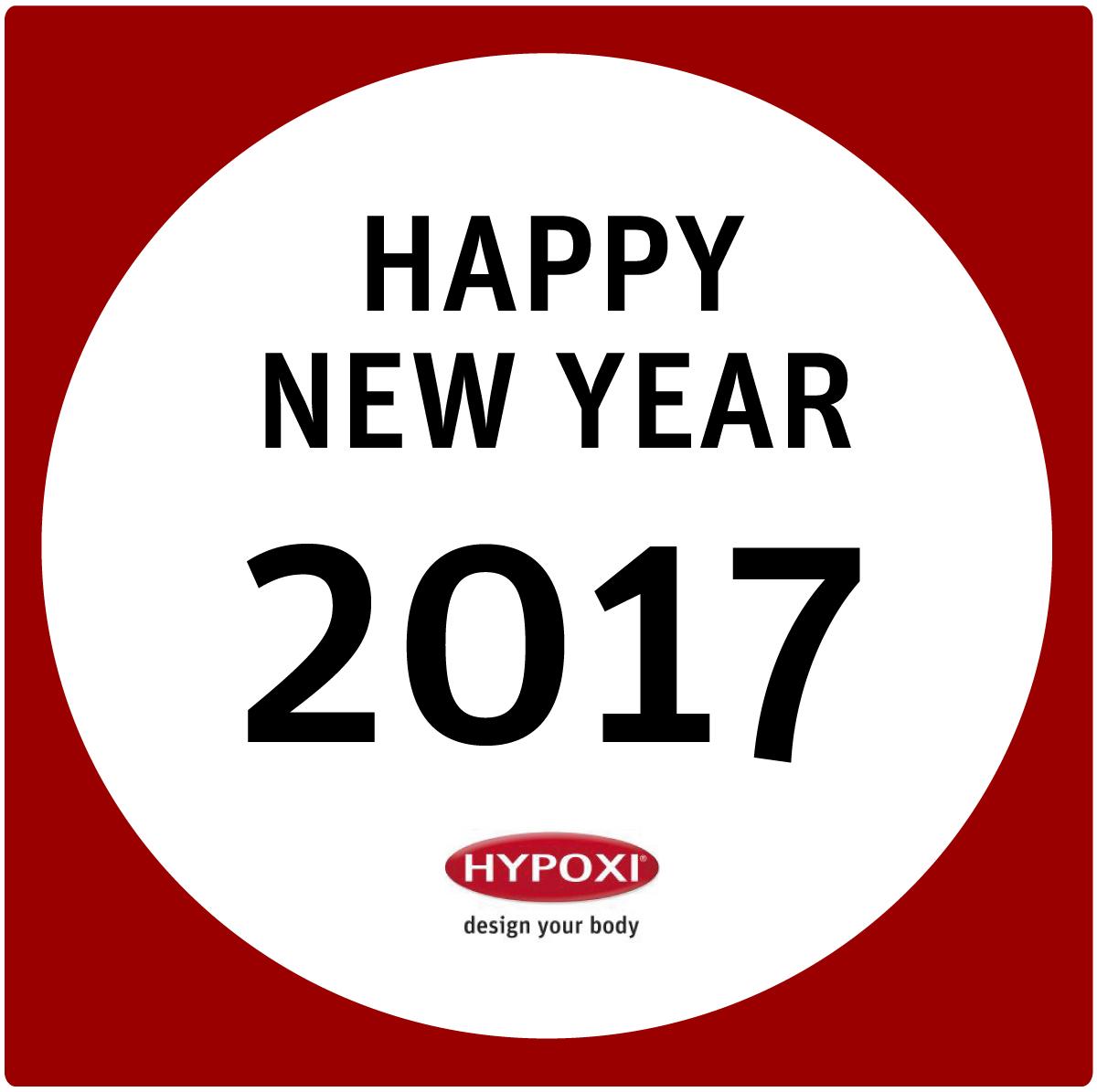 Frohes Neues Jahr wünscht HYPOXI-Lipödem Team