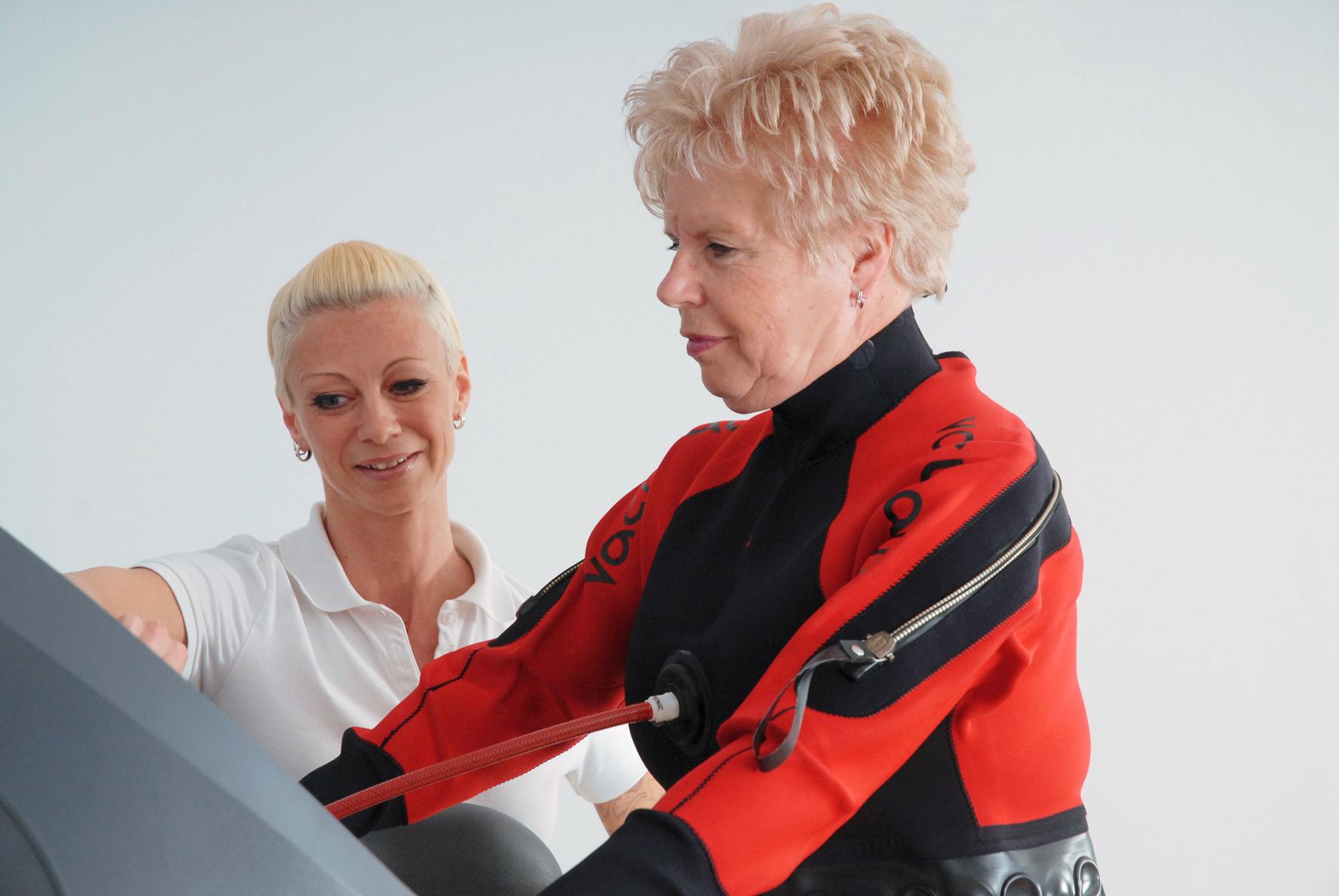 HYPOXI, mehr als Personal Training
